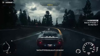 POLICE CHASES! (Need for Speed: Rivals Cop Career, Part 1)