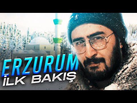 Türk Yapımı Erzurum Hayatta Kalma Oyunu İlk Oynanış