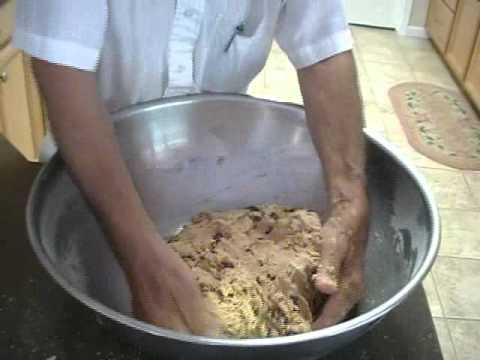 Raisin Nut Bread With Wally