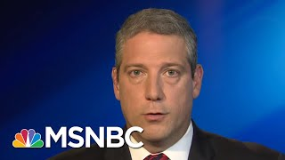 Rep. Tim Ryan: Trump Is 'Full Of It' When It Comes To Immigration Claims | Velshi & Ruhle | MSNBC