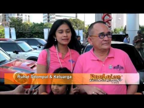 Sibuk, Ruhut Sitompul Sering Diprotes Anak Interview