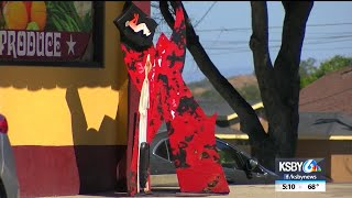 City of Guadalupe installs sculptures to beautify town