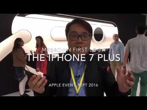 mrbrown first look: the Apple iPhone 7 Plus - UC2vJyKnD6SBmZDFjO5O7KzA