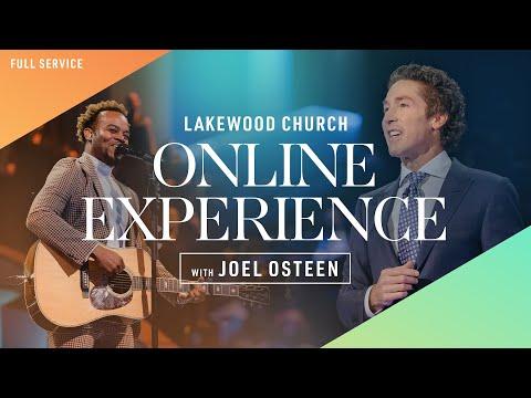 Lakewood Church LIVE  Joel Osteen  January 10, 2021