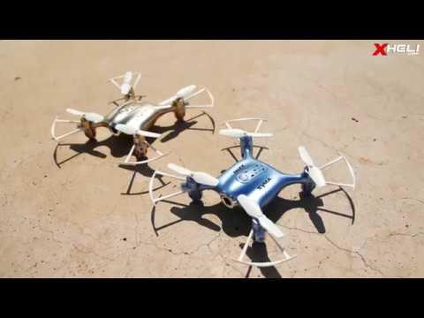 Syma X21W Wifi FPV Camera Quadcopter - UCH6MbLEKxUPKK3y2uBreqDA