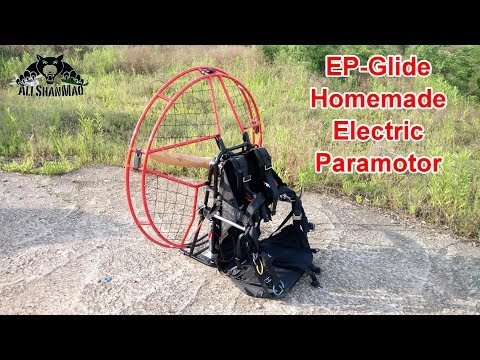 Homemade Electric Paramotor That's how you move a car - UCsFctXdFnbeoKpLefdEloEQ