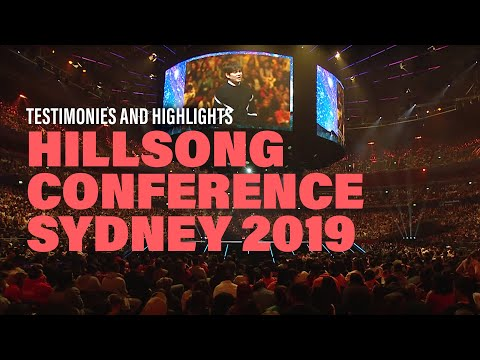 Pastor Joseph Prince At Hillsong Conference Sydney 2019: Testimonies And Highlights
