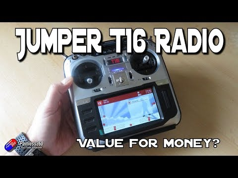 Jumper T16: A lot of radio for the money - UCp1vASX-fg959vRc1xowqpw