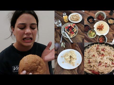 I TRIED EATING VEGAN FOR A WEEK - UCaezsZGhwWgB4ZRmHNCfIyw