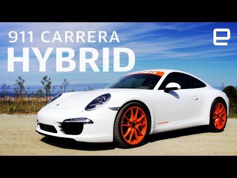 Porsche 911 gets a power boost from Vonnen-built hybrid system - UC-6OW5aJYBFM33zXQlBKPNA