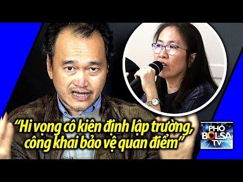 Nhà báo Khải Đào nói về lập trường của blogger Nguyễn Ngọc Như Quỳnh