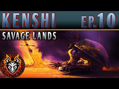 Kenshi Savage Lands - EP10 - THE LAST PREPARATION - VidVui