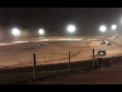 Ararat Thunder Raceway (BROLS) 9-17-21 - dirt track racing video image