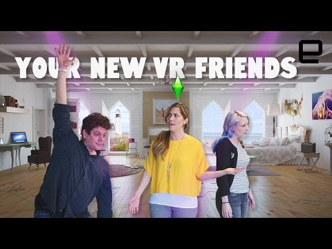 ICYMI: Sims yourself into a new VR social network - UC-6OW5aJYBFM33zXQlBKPNA
