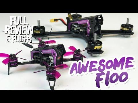 Awesome F100 Fpv Micro Brushless Quad - Full Review & Flight Test - UCwojJxGQ0SNeVV09mKlnonA