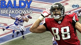 Reviewing the UNSTOPPABLE FORCE Tony Gonzalez   Baldy Breakdowns