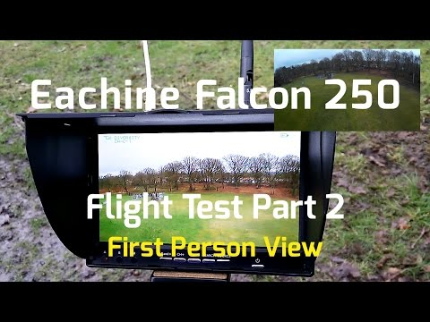 Eachine Falcon 250 from Banggood.com - Flight Test Part 2 - First Person View - UCS1D0FdTMk5ZKeVa52QD_iw