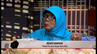 Viral NenekKisah Nenek Saminah, Penjual Kerupuk Berkursi Roda | HITAM PUTIH (17/07/19) Part 2
