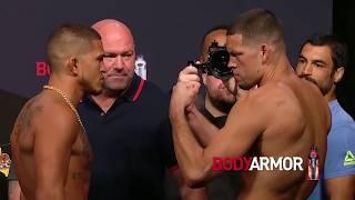 UFC 241: Обзор церемонии взвешивания