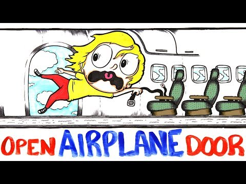 What If Your Airplane Door Burst Open Mid-Flight? - UCyytiQuL-5S59OX1opqG-bQ