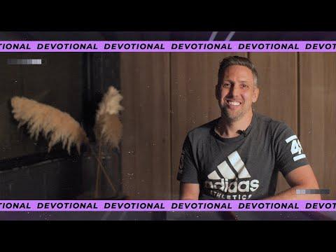 Planetshakers Devotionals - Pastor Josh Dudman