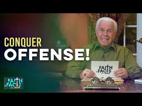 Faith the Facts: Conquer Offense!  Jesse Duplantis
