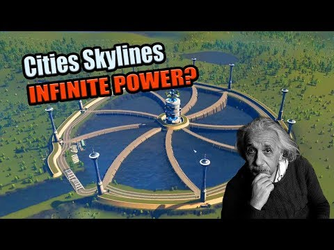 INFINITE POWER: Breaking The Laws of Physics in Cities Skylines - UCmPpv3UMyPVfiHw9T2mbHfQ