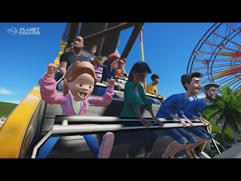 Planet Coaster Mixes Theme Parks and World Building - IGN Plays - UCKy1dAqELo0zrOtPkf0eTMw