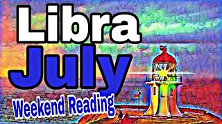 Libra July2019 HEIGHTENED EMOTIONS, A KARMIC TIE, FATE, EXPECT MIRACLES, SELF CONTROL Tarot Reading