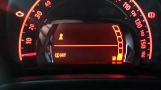 Resettare spia pneumatici Renault TWINGO III