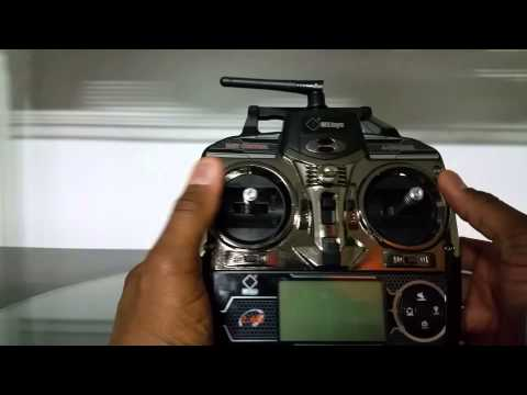 WLToys Upgraded Switchable Transmitter Review - UCNUx9bQyEI0k6CQpo4TaNAw