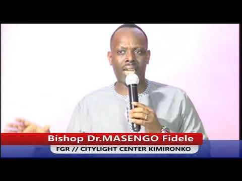 LIVE // FOURSQUARE TV SUNDAY SERVICE '' KORESHA ICYO UFITE '' HAMWE NA Bishop Dr.Fidele MASENGO