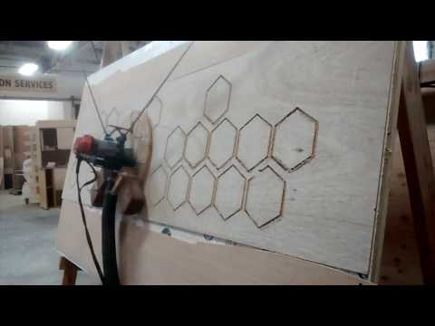 Maslow CNC Cutting - default