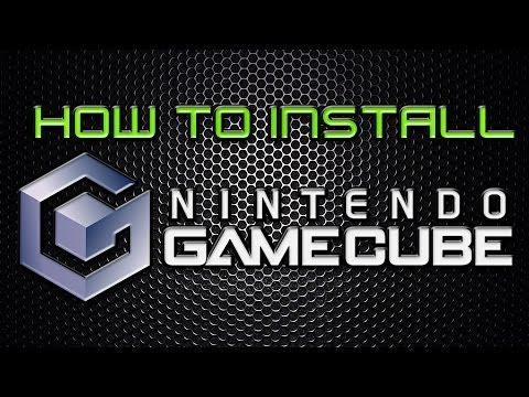 HYPERSPIN - NINTENDO GAMECUBE setup guide! - VidVui