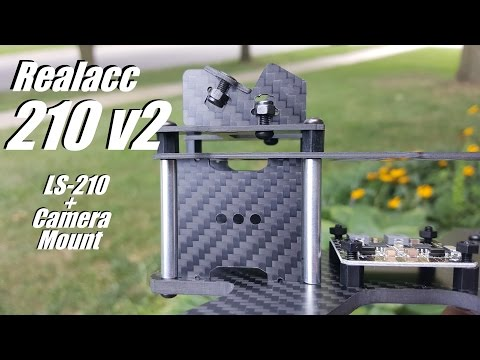 Realacc 210 v2 Frame Review from Banggood - UC92HE5A7DJtnjUe_JYoRypQ