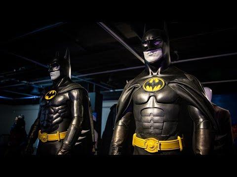 Batman Museum Costumes and Props Tour! - UCiDJtJKMICpb9B1qf7qjEOA