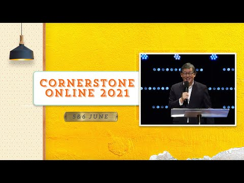 12-13 June '21  Are We in Pre-Revival Days?  Ps. Yang  Cornerstone Community Church  CSCC Online