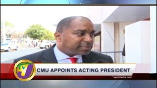 TVJ News Today: PNP Welcomes Appointment of CMU Acting President - July 9 2019