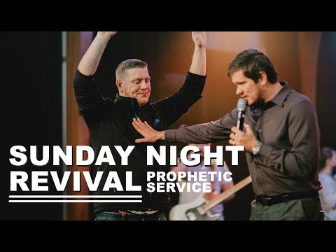 #SundayNightRevival  10.11.20 Prophetic Service  Ilya Parkhotyuk
