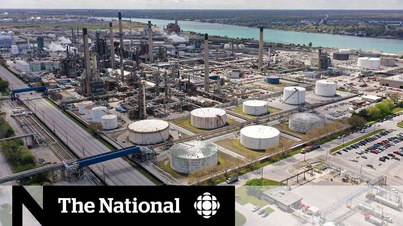 Ottawa fighting back against shutdown of Line 5 pipeline