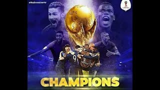 FIFA WORLD CUP 2018 CHAMPIONS FRANCE_AWESOME MOMENT_TAC Vlogs BD