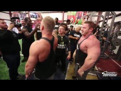 225 Bench Competition Bodybuilders Vs. Football Players - UCOyc3V68vmHfZbXLm6DkprA