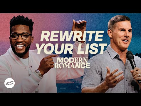 3 Principles to Help Your Relationships  Michael Todd and Craig Groeschel