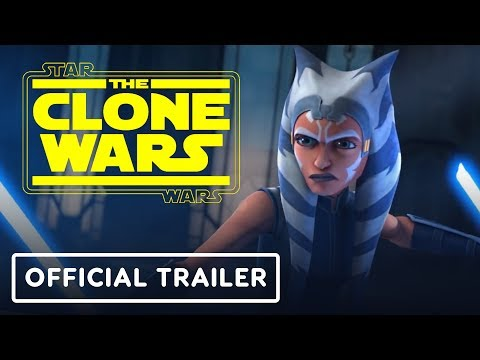 Star Wars: The Clone Wars - Final Season Official Trailer - UCKy1dAqELo0zrOtPkf0eTMw