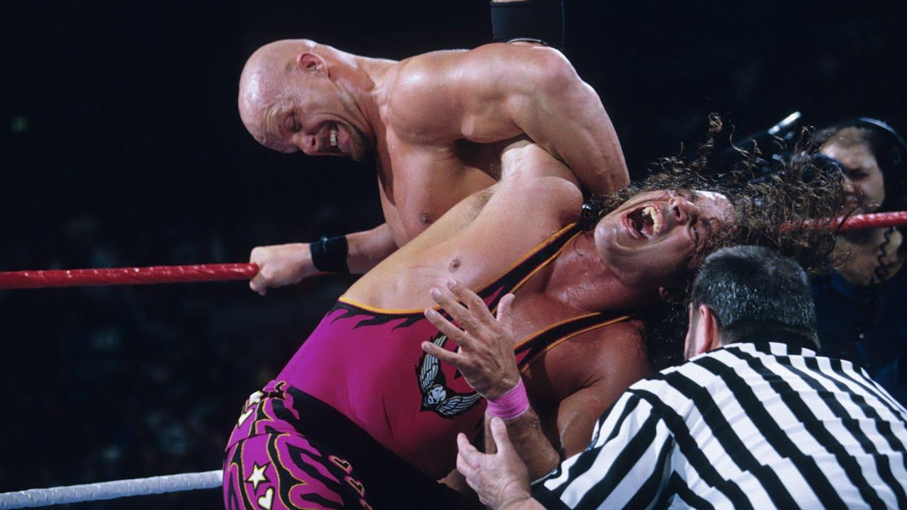 """Stone Cold"" Steve Austin's unforgettable rookie year: WWE Playlist"