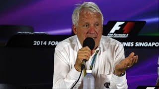 Notizie calde: Formula1,Charlie Whiting è morto: era lo storico direttore di gara dei GP