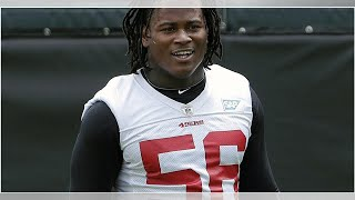 Redskins' Reuben Foster Is Fined by the N.F.L. but Will Not Be Suspended in 2019