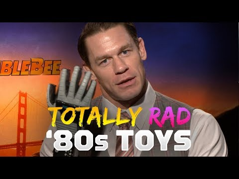 How Well Does the Bumblebee Cast Know Totally Rad '80s Toys? - UCKy1dAqELo0zrOtPkf0eTMw