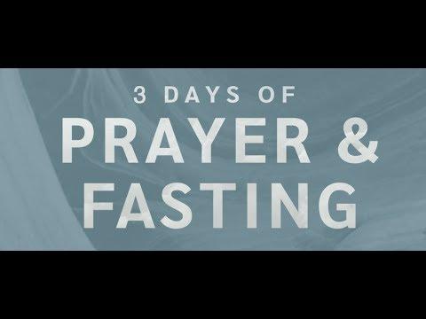 GLORY & PEACE - (Day 3, Three Days Prayer & Fasting)