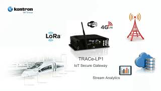 Take LoRa™ onboard with Kontron's TRACe LP1